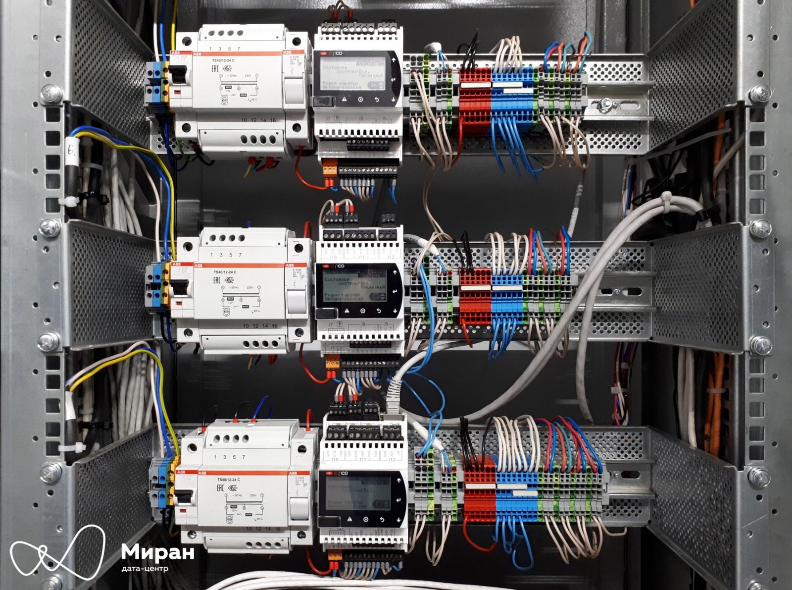 Инженерные системы наших дата-центров и их мониторинг, часть первая - 14