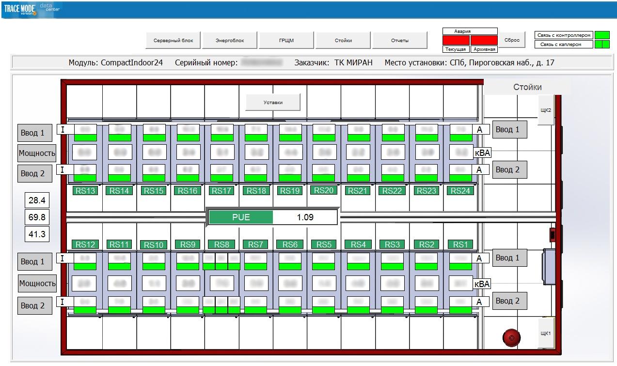 Инженерные системы наших дата-центров и их мониторинг, часть первая - 7