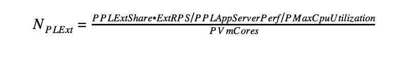 Как оптимально рассчитать объем «железа»: сайзинг-модель ЕФС - 10