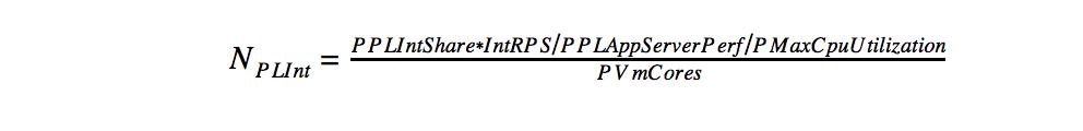 Как оптимально рассчитать объем «железа»: сайзинг-модель ЕФС - 11