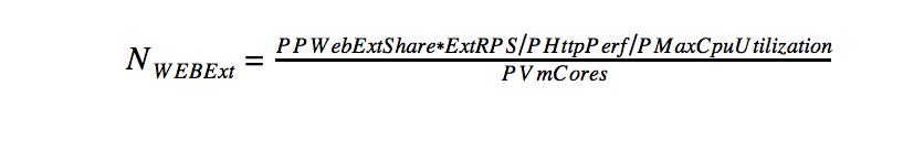 Как оптимально рассчитать объем «железа»: сайзинг-модель ЕФС - 8