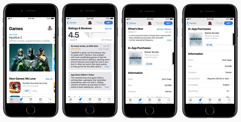 Монетизация приложений в iOS 11: таргетируем встроенные покупки в новом App Store - 1