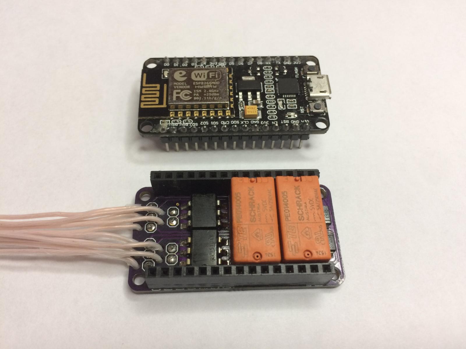 Прокачиваем домофон протоколом MQTT для управления с телефона - 2