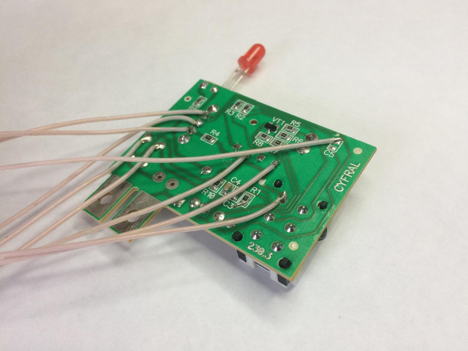 Прокачиваем домофон протоколом MQTT для управления с телефона - 7