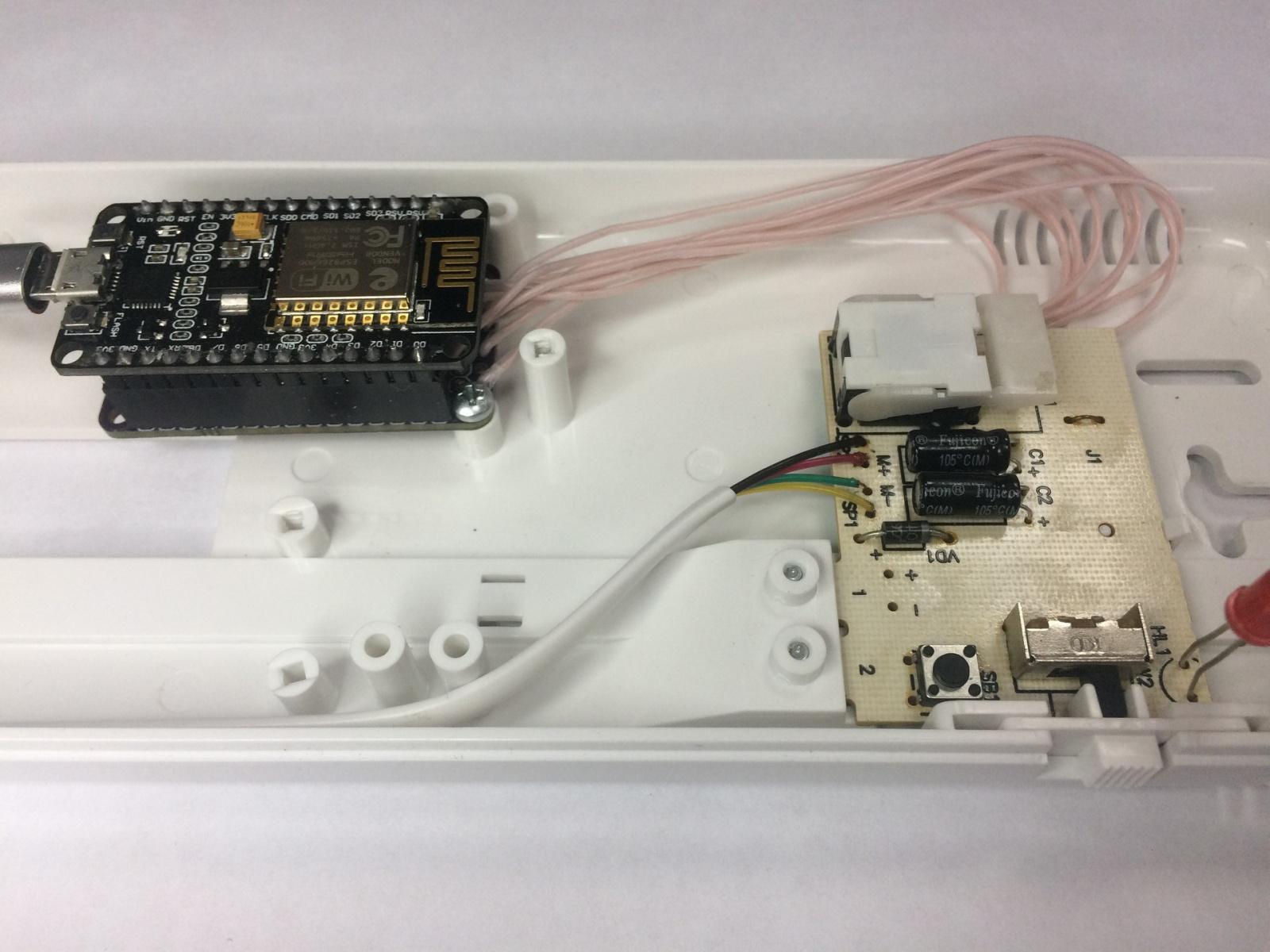 Прокачиваем домофон протоколом MQTT для управления с телефона - 8