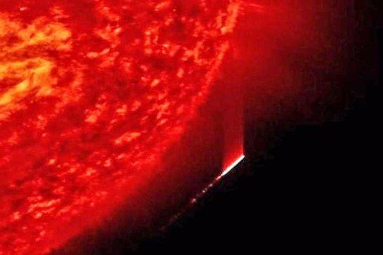 Сотрудники НАСА заговорили о порталах на Солнце, ведущих в другие миры
