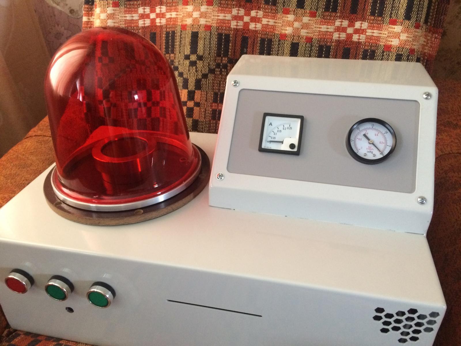 Вакуумметр для манометрического преобразователя ПМТ-2 - 1