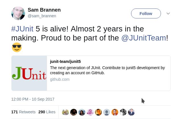 10 интересных нововведений в JUnit 5 - 1