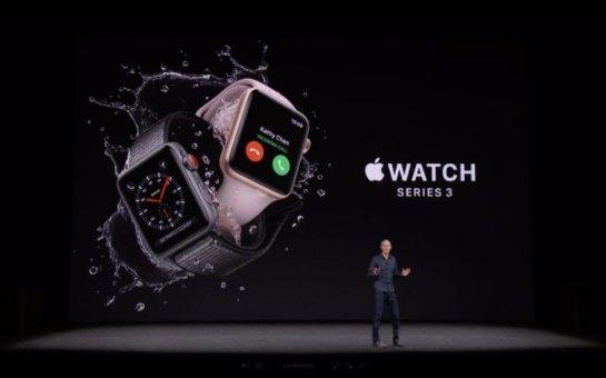 Apple Watch получит 4G-соединение