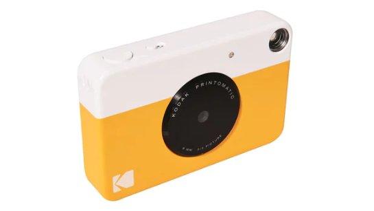 Kodak объявила о выпуске цифровой фотокамеры с мгновенной печатью