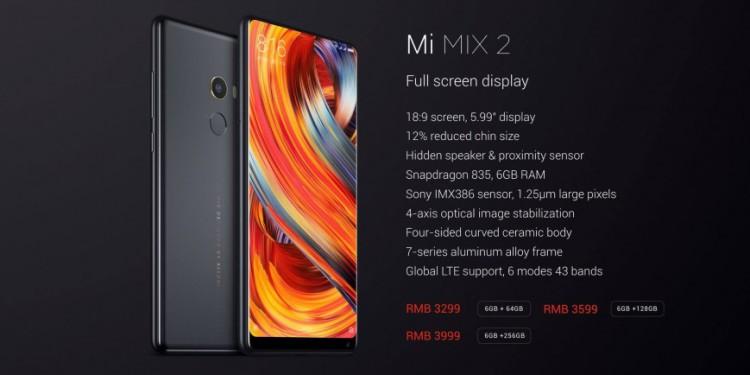 Дождались: Mi Mix 2, «чистый Android» и другие приятности от Xiaomi - 4