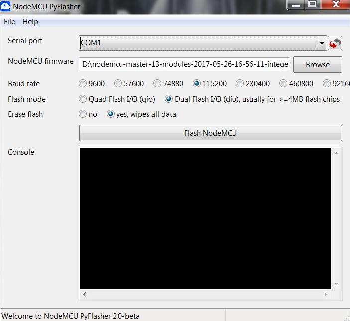 Программирование и обмен данными с «ARDUINO» по WI-FI посредством ESP8266 - 6