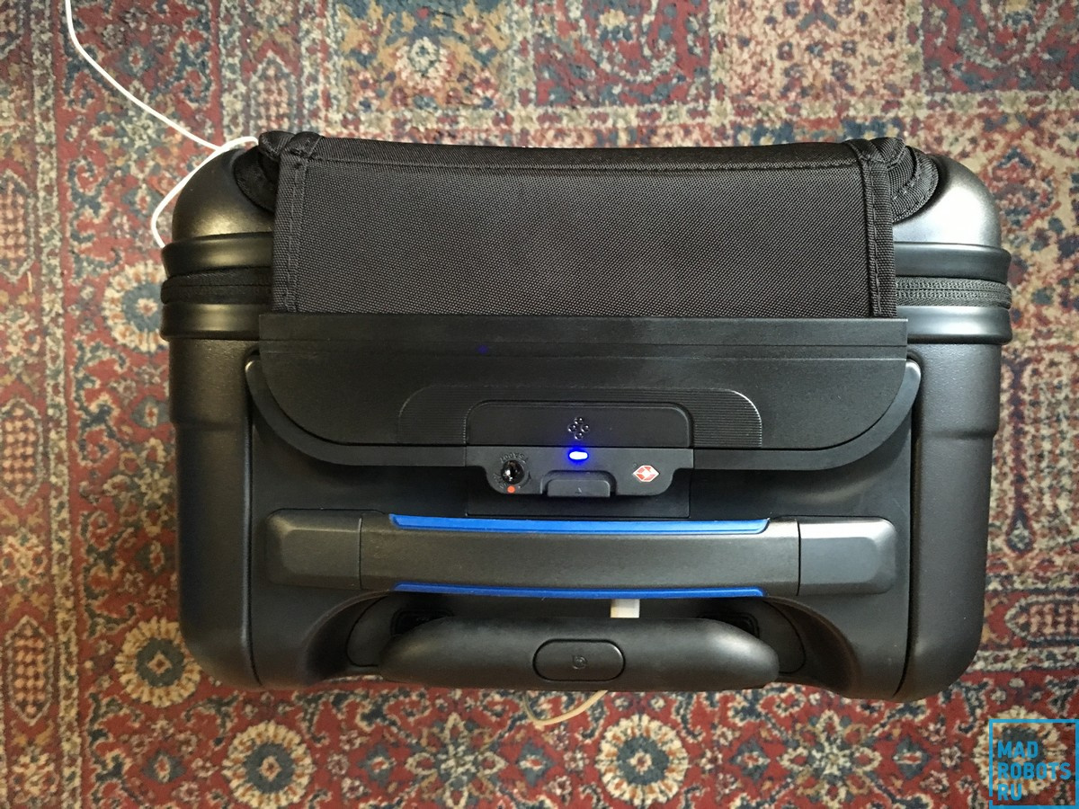 Bluesmart: швейцарский нож среди чемоданов - 11
