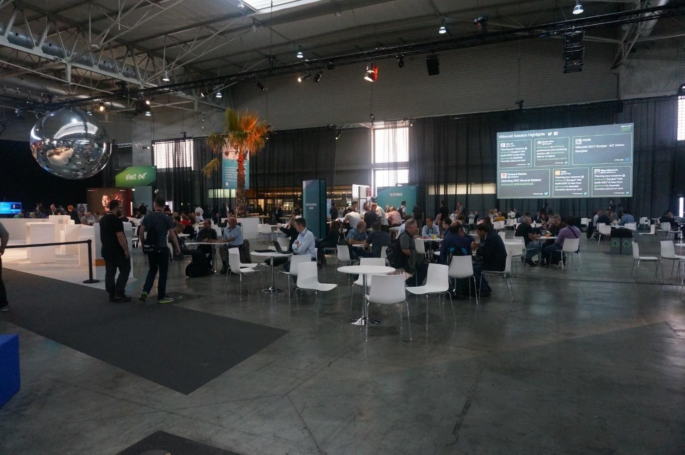 Конференция VMworld 2017 Europe. День 0 - 10
