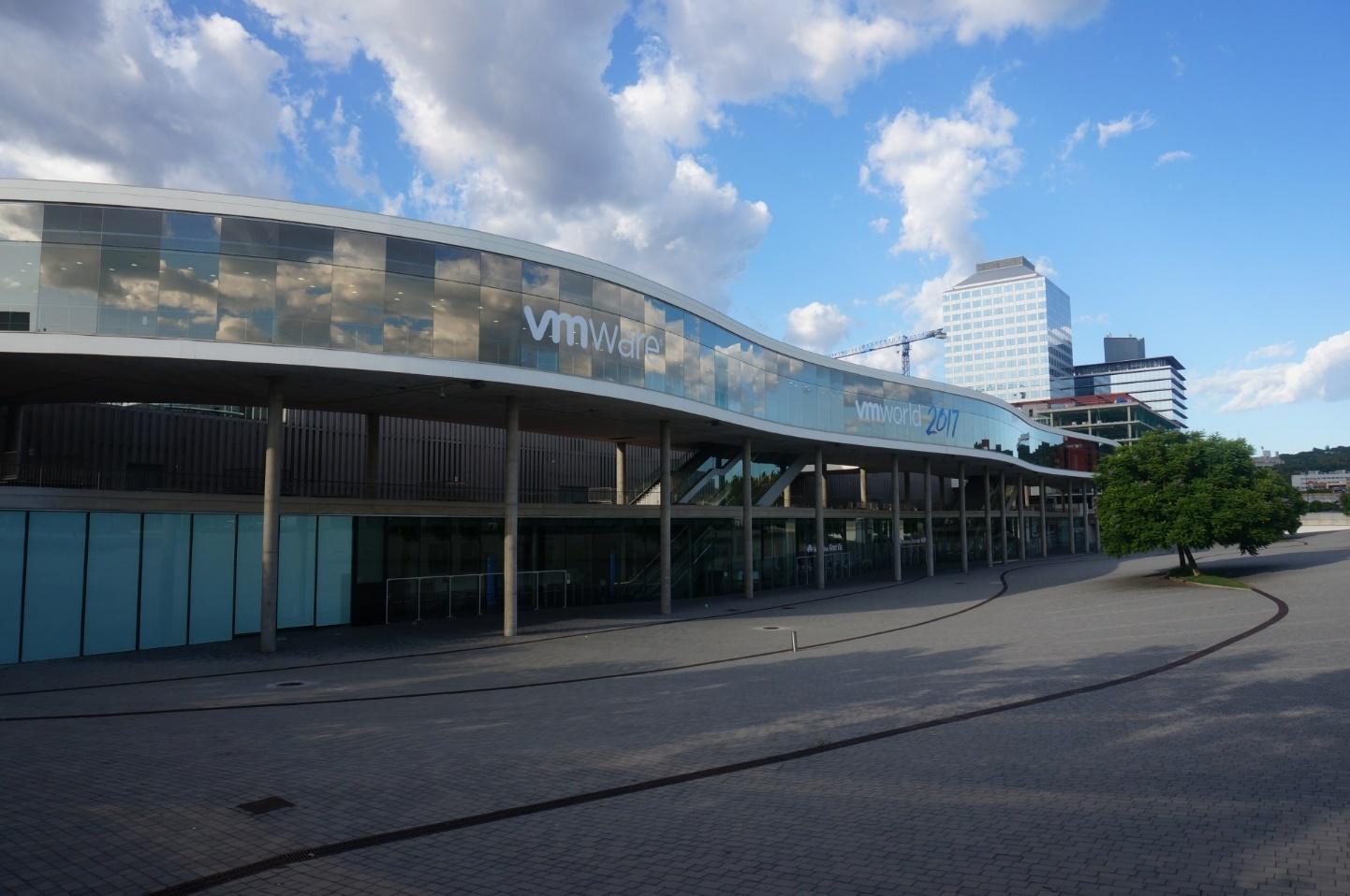 Конференция VMworld 2017 Europe. День 0 - 2