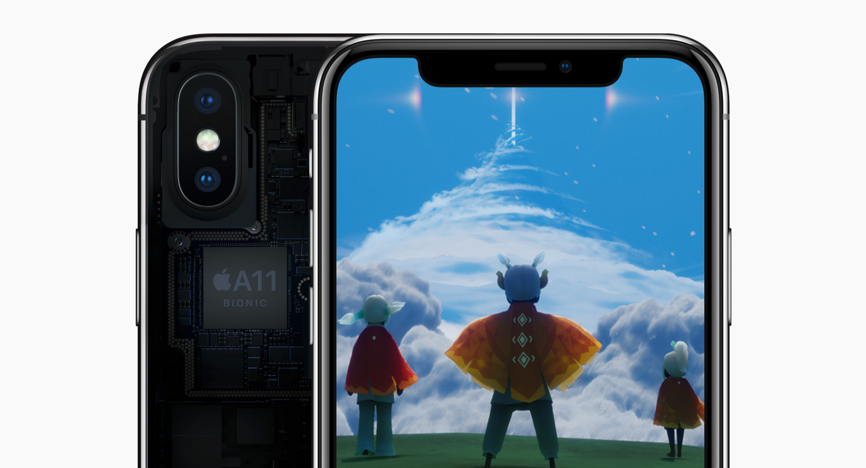 Обзор iPhone X с точки зрения AR-VR - 4