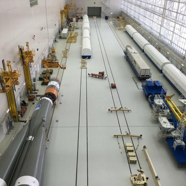 «Восточный» — наш космодром - 35