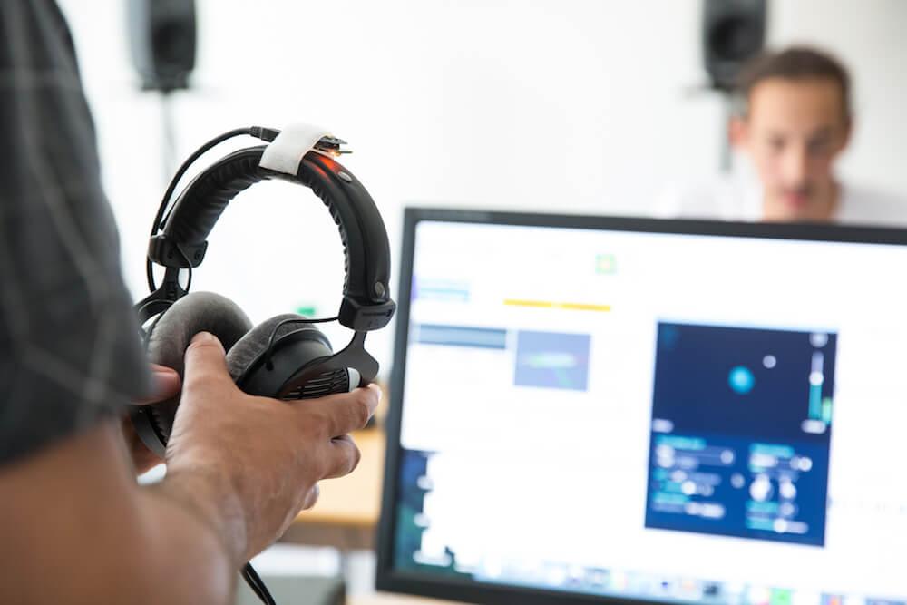 «Идите на звук» — об играх, в которые хочется играть только ради аудио - 1