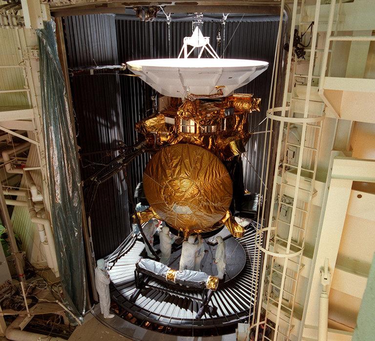 Кассини-Гюйгенс — финал 20 лет исследований - 2