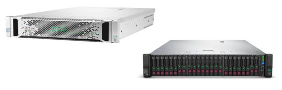 Серверы HPE ProLiant Gen8 и Gen9 vs. Gen10 - 4
