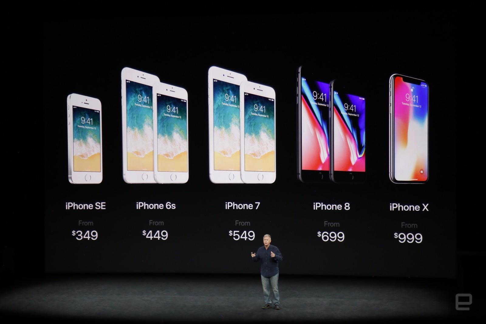 Три айфона, часы и ТВ. Что показали на презентации Apple - 7
