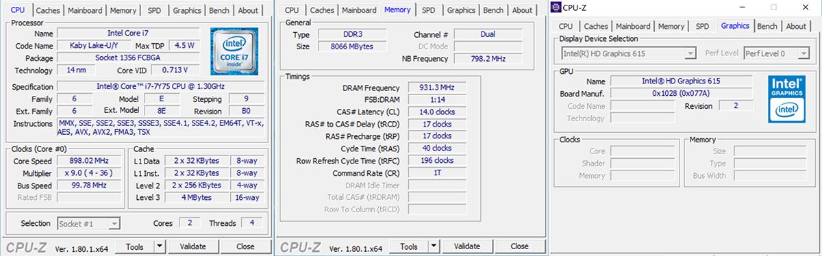 Dell XPS 13 9365: лёгкий трансформер на каждый день - 15