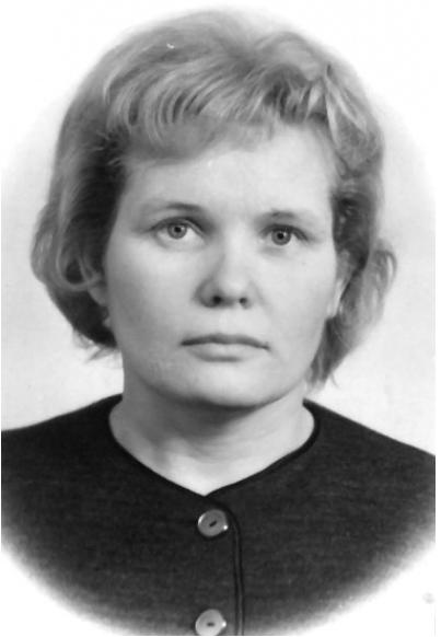 Александриди Тамара Миновна: бесстрашная женщина у истоков отечественной компьтерной науки - 1