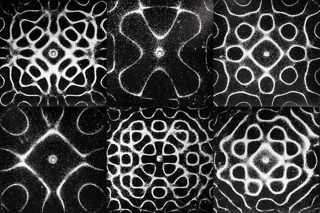 Фигуры Хладни и квантовый хаос - 1