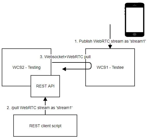 Межсерверное WebRTC - 4