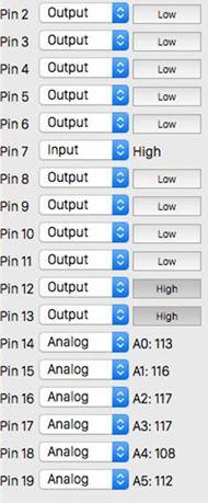 Методы разработки потока программного обеспечения датчиков движения, работающих с Arduino - 5