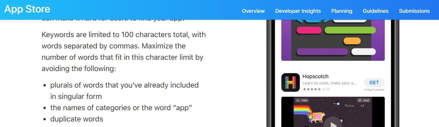 ASO: ранжирование в App Store и Google Play (найди 10 отличий в алгоритмах) - 2