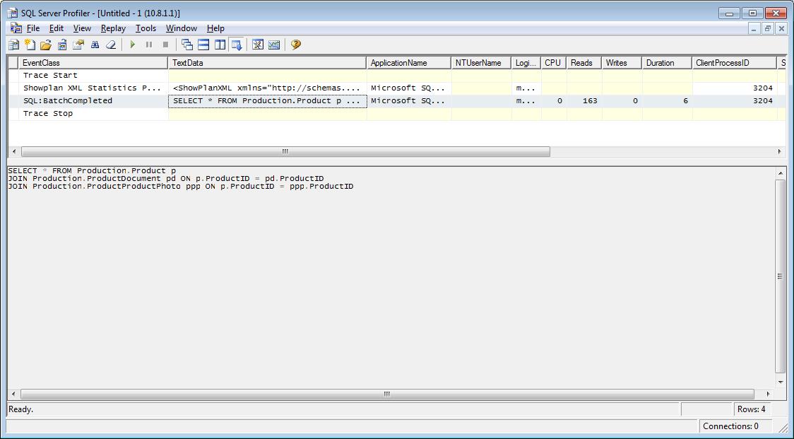Анализ работы MS SQL Server, для тех кто видит его впервые (часть 2) - 5