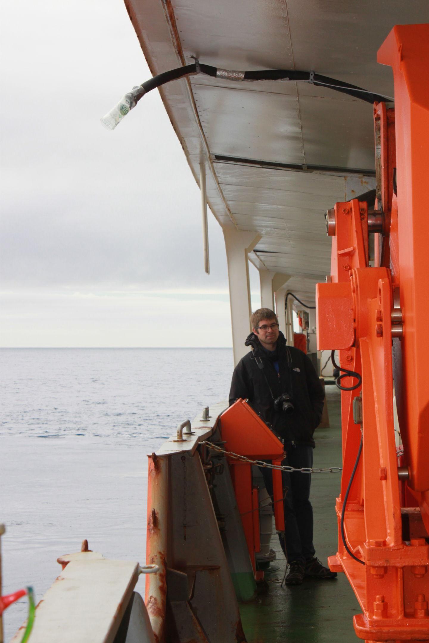 Истории из жизни IT-специалиста на судне, прошедшем вокруг Антарктики - 6