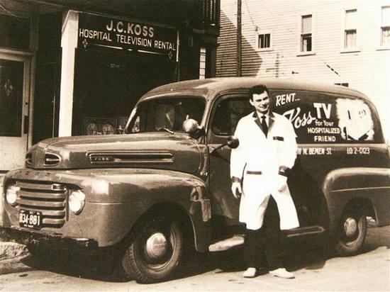 Личность и звук: John С. Koss – пионер портативного аудио - 2