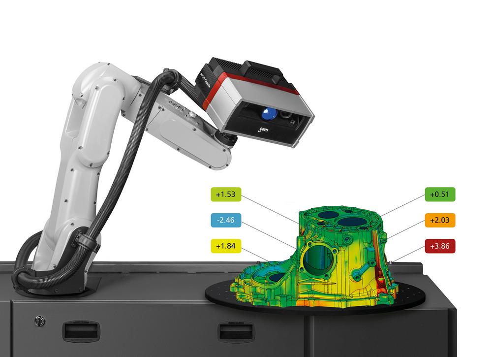 Выбор 3D-сканера для метрологического контроля - 12