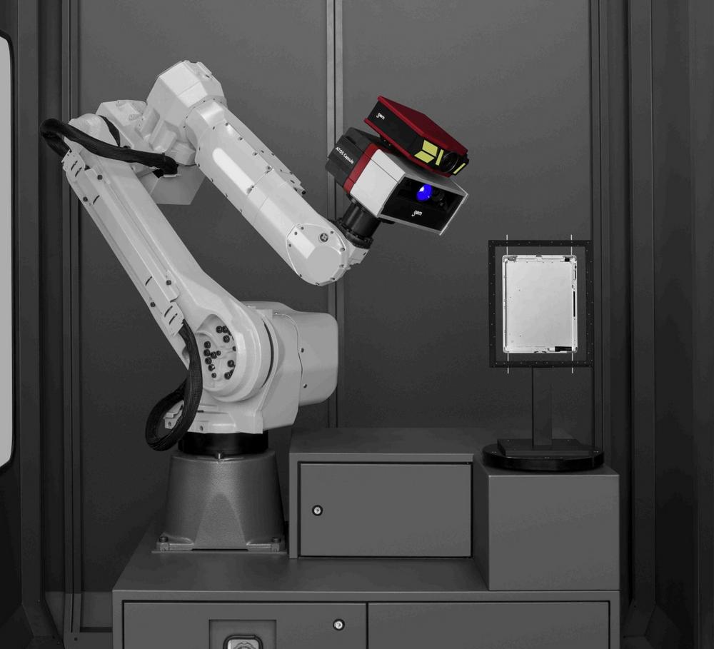 Выбор 3D-сканера для метрологического контроля - 13