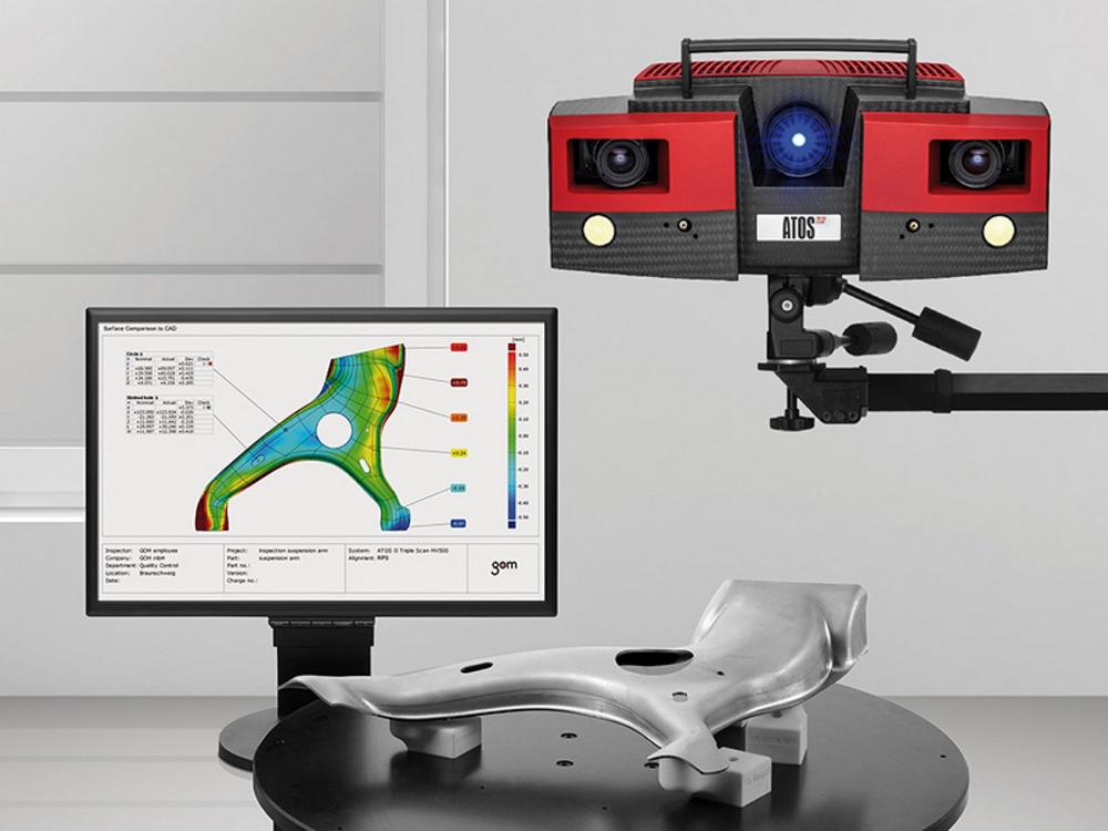 Выбор 3D-сканера для метрологического контроля - 15
