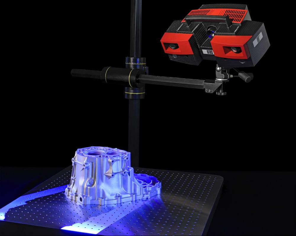 Выбор 3D-сканера для метрологического контроля - 17