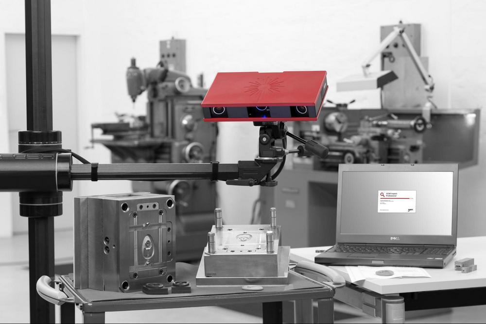 Выбор 3D-сканера для метрологического контроля - 2