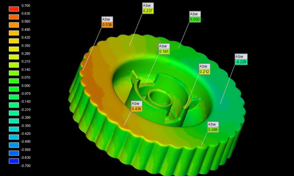 Выбор 3D-сканера для метрологического контроля - 26