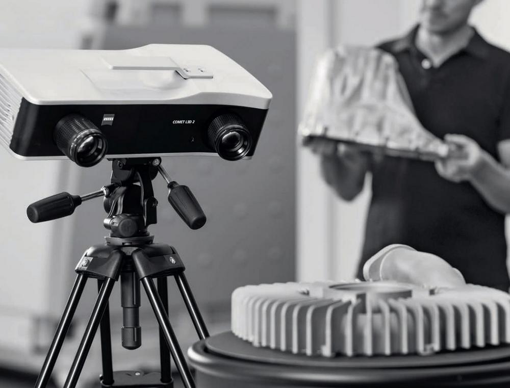 Выбор 3D-сканера для метрологического контроля - 27
