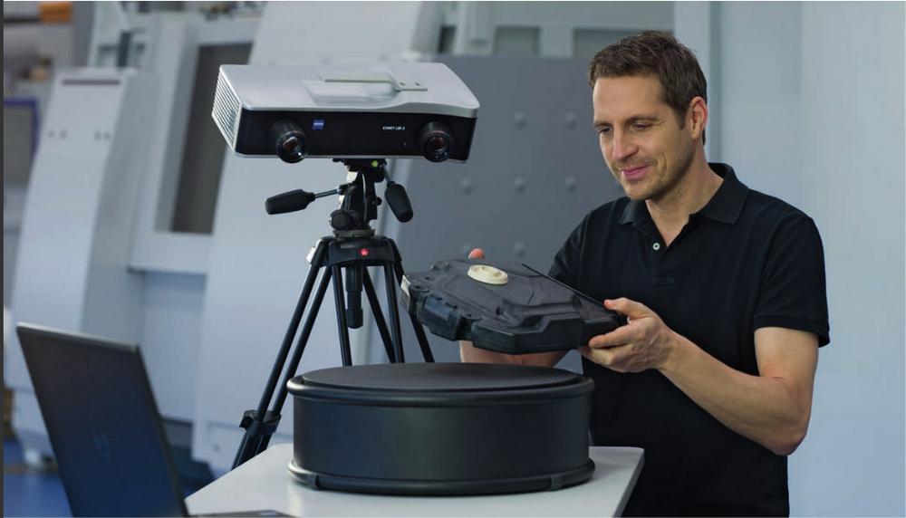 Выбор 3D-сканера для метрологического контроля - 28