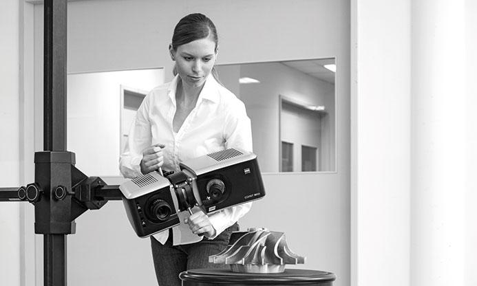 Выбор 3D-сканера для метрологического контроля - 30