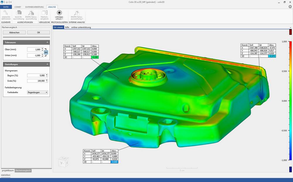 Выбор 3D-сканера для метрологического контроля - 31