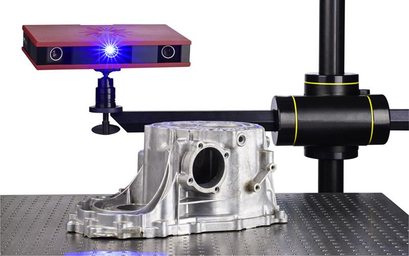Выбор 3D-сканера для метрологического контроля - 5