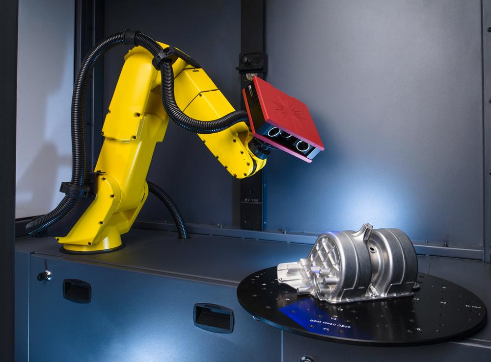 Выбор 3D-сканера для метрологического контроля - 7