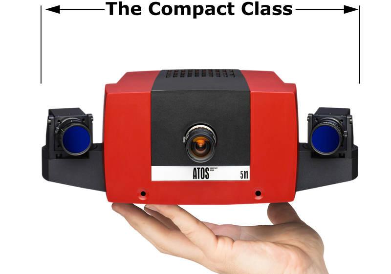 Выбор 3D-сканера для метрологического контроля - 8