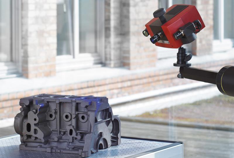 Выбор 3D-сканера для метрологического контроля - 9