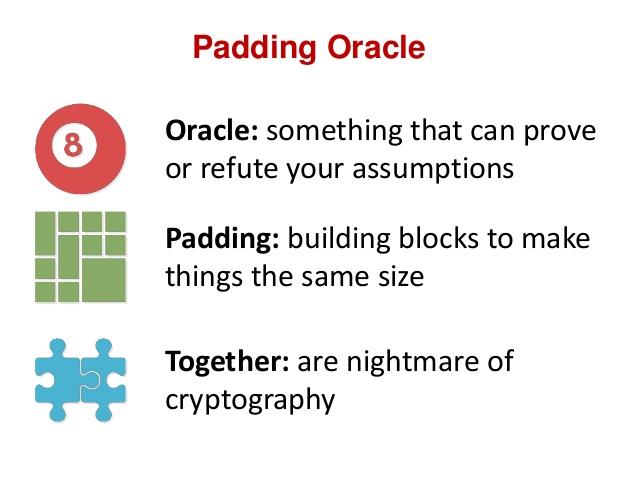 Padding Oracle Attack: криптография по-прежнему пугает - 1