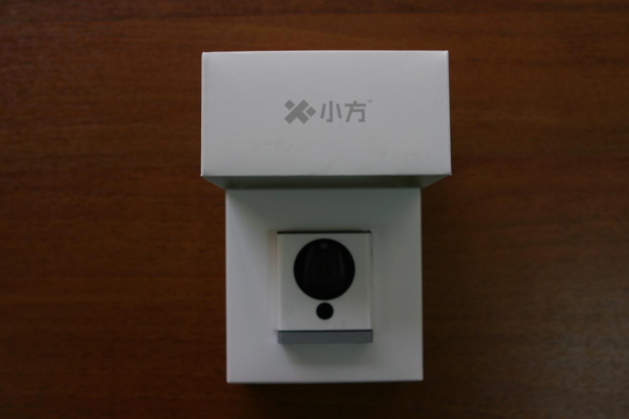 Дешево и красиво — Wi-fi камера Xiaomi Xiaofang - 14